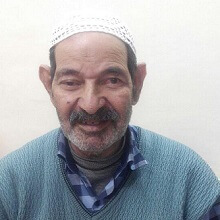 حاج محمد رعنایی