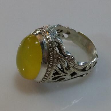 sharaf-shams-ring-021   فروشگاه اینترنتی سنگ و انگشتر نقره