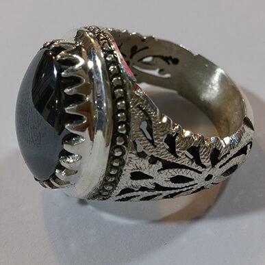 hadid-syny-57   فروشگاه اینترنتی سنگ و انگشتر نقره