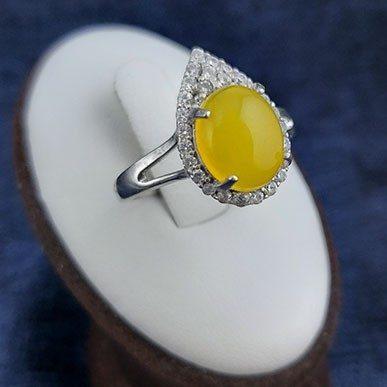 Women-ring-Sharaf-1070-1   فروشگاه اینترنتی سنگ و انگشتر نقره