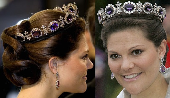 Amethyst-Tiara-for-Empress-Josephine-here-CP-Victoria-1 انگشتر نقره مردانه فاخر دست ساز طرح تورج با سنگ آمیتیست