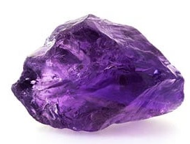 amethyst-6 گردنبند آمیتیست الماس تراش نقره زنانه طرح ماری
