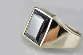 hadid-ring-1 سنگ حدید : سیر تا پیاز درباره سنگ و انگشتر حدید صینی