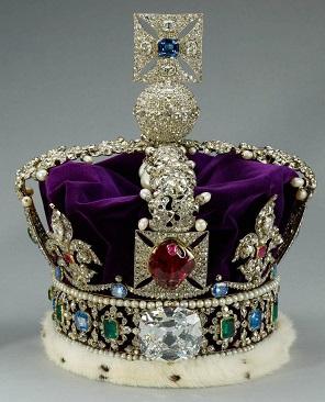 ruby-stone گردنبند یاقوت سرخ الماس تراش نقره زنانه طرح گلپری