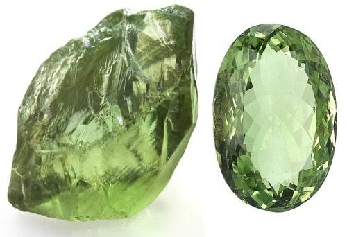 -و-نگین-آمیتیست-سبز سنگ آمیتیست: تاریخچه، روش نگهداری، تشخیص + خواص سنگ آمیتیس بنفش
