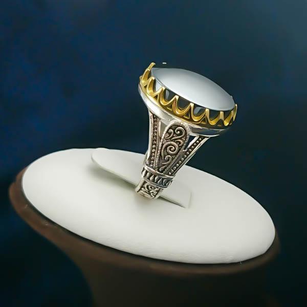 1-1-057-hadid-chinese-ring-5 سنگ چشم زخم: قویترین سنگ ها و آیه چشم زخم براساس آیات و احادیث