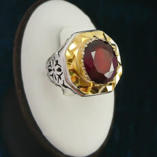 9-1-002-garnet-ring-5-230x230 سنگ ماه تولد آبان :بررسی تخصصی انواع سنگ ماه آبان + خواص + قیمت