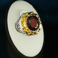 9-1-003-garnet-ring-5-230x230 سنگ ماه تولد آبان :بررسی تخصصی انواع سنگ ماه آبان + خواص + قیمت