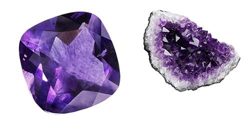 amethyst-color سنگ آمیتیست: تاریخچه، روش نگهداری، تشخیص + خواص سنگ آمیتیس بنفش