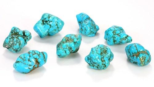 -فیروزه-نیشابور فیروزه اصل را چگونه بشناسیم؟ به همراه توضیحات کامل قیمت سنگ فیروزه نیشابوری