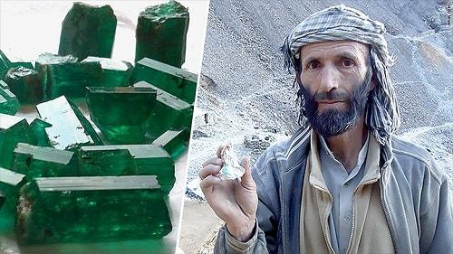 afghan-emerald سنگ زمرد پنجشیر افعانستان: نحوه تشخیص، روش نگهداری و خواص زمرد افغانستان