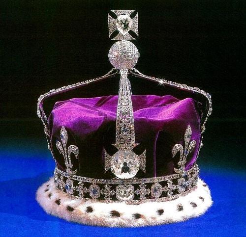 koh-noor-diamond الماس کوه نور و الماس دریای نور داستانی عجیب از نادرشاه تا ملکه انگلیس