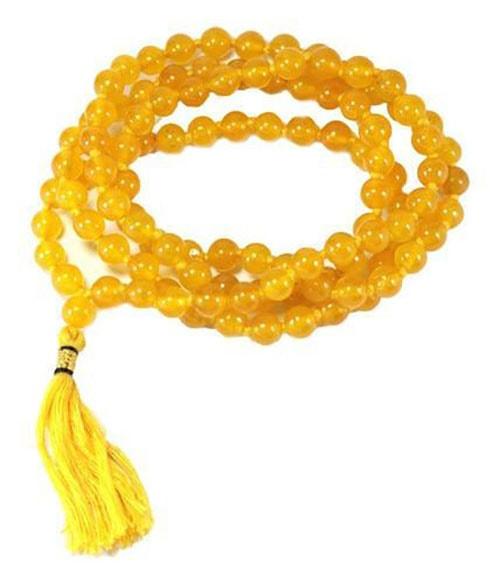rosary-yellow-agate متن دعای شرف الشمس چیست؟ متن فارسی، خواص و نظر علما درباره دعای شرف شمس