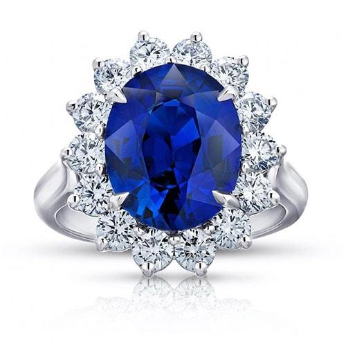 sapphire-ring قیمت یاقوت کبود و قیمت یاقوت سرخ +راهنمای حرفهای قیمتگذاری