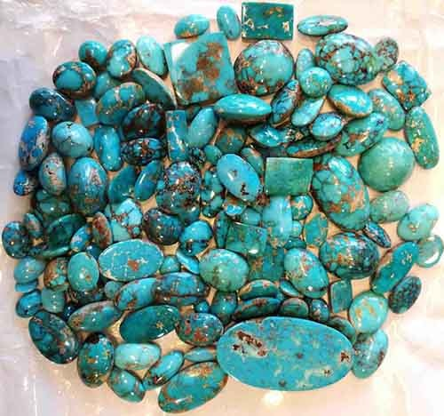 turquouise-stone فیروزه اصل را چگونه بشناسیم؟ به همراه توضیحات کامل قیمت سنگ فیروزه نیشابوری