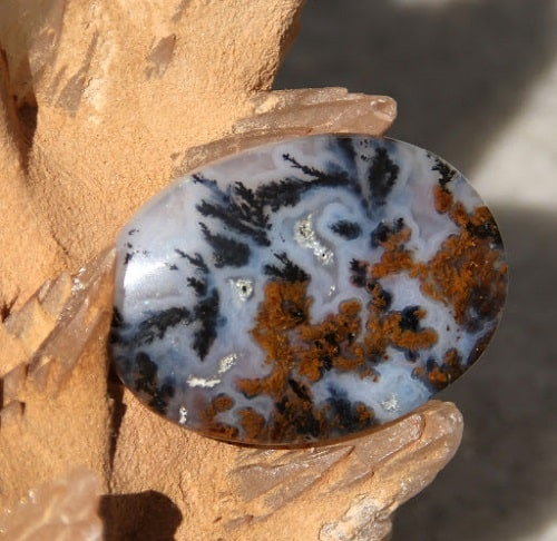 -انگشتر-شجر-دریایی سنگ شجر: خواص، راه تشخیص، قیمت، معادن و زیباترین عکس های نگین عقیق شجر