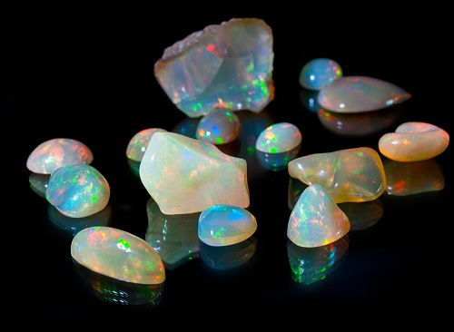 opal-jewels سنگ ماه تولد مهر : بررسی تخصصی سنگ ماه مهر + خواص + قیمت