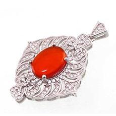 agate-silver-necklace عقیق : پیشینه، انواع، تشخیص اصالت، روایات، خواص و قیمت سنگ عقیق اصل
