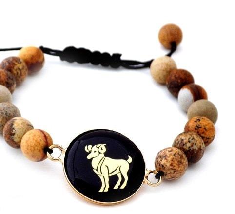 bracelet-birthstone-farvardin سنگ ماه تولد فروردین : بررسی تخصصی انواع سنگ ماه فروردین + خواص + قیمت