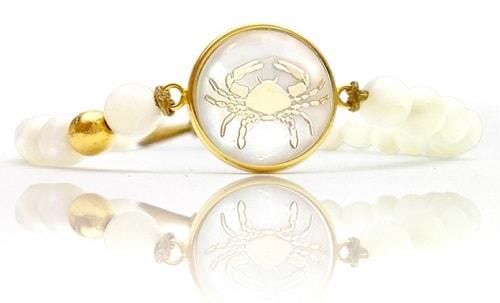 bracelet-birthstone-of-tir سنگ ماه تولد تیر : بررسی تخصصی انواع سنگ ماه تیر + خواص + قیمت