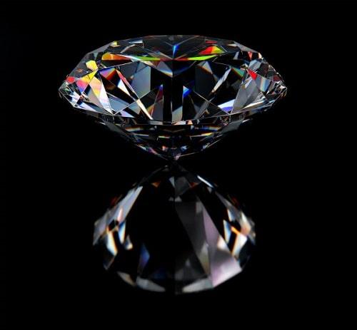 الماس سنگ ماه تولد فروردین