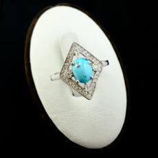 2-1-028-turquoise-ring-1-230x230 خرید انگشتر فیروزه نیشابوری نفیس و انواع گردنبند زنانه و مردانه