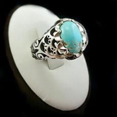 2-1-060-turquoise-ring-2-230x230 خرید انگشتر فیروزه نیشابوری نفیس و انواع گردنبند زنانه و مردانه