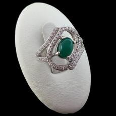 4-1-085-agate-ring-3-230x230 سنگ ماه تولد مهر : بررسی تخصصی سنگ ماه مهر + خواص + قیمت