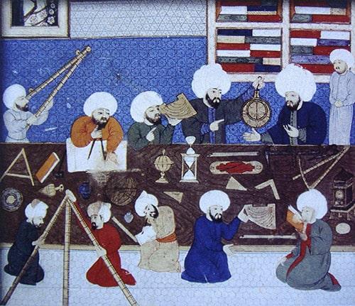 Muslim-astronomer روز شرف الشمس سال ۹۹ : ساعت دقیق شرف شمس ۹۹ مطابق تقویم نجومی